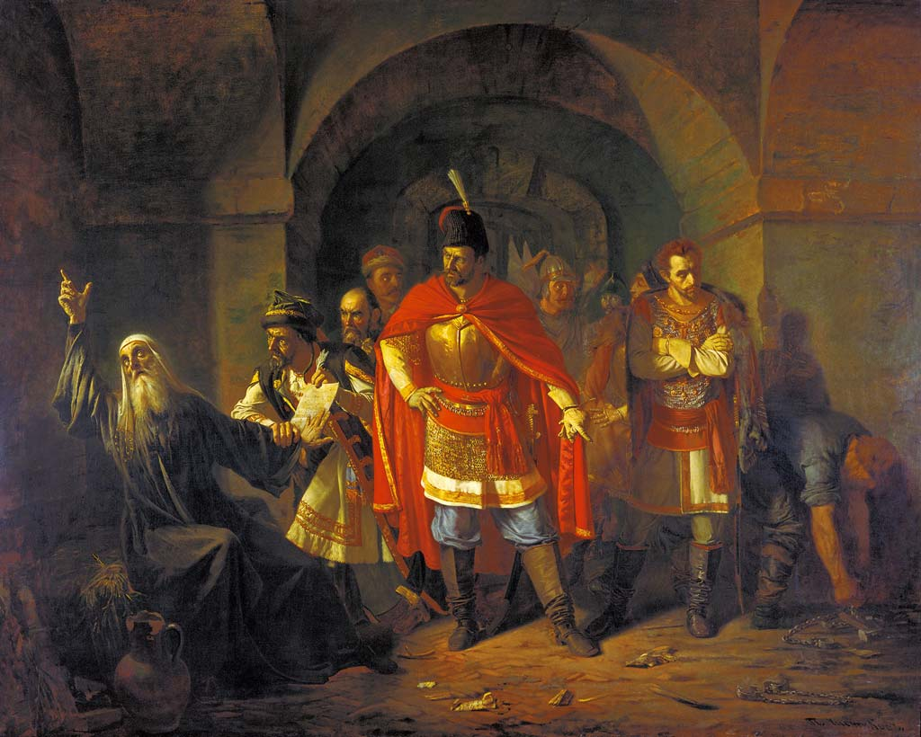 Tchistyakov, Pavel