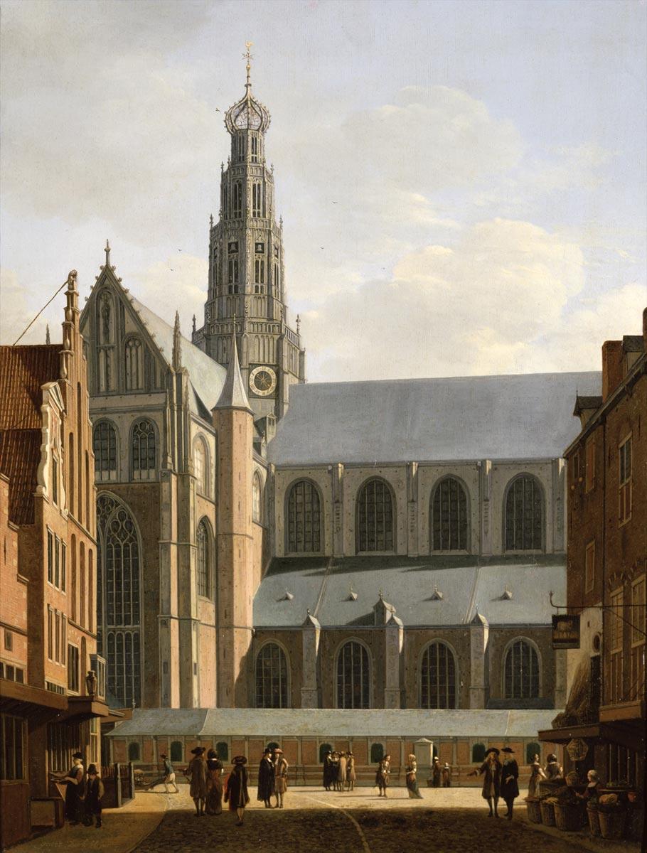 Berckheyde, Gerrit Adriaensz