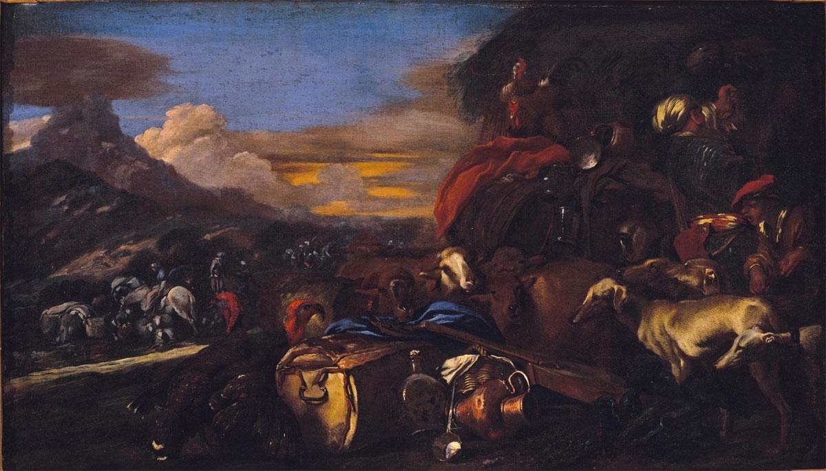 Castiglione, Giovanni Benedetto