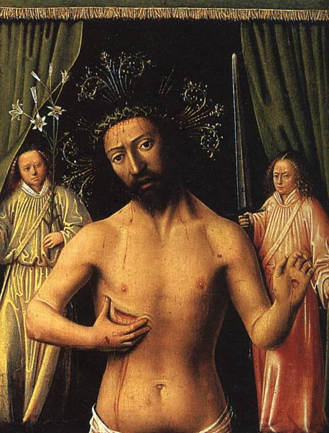 Christus, Petrus
