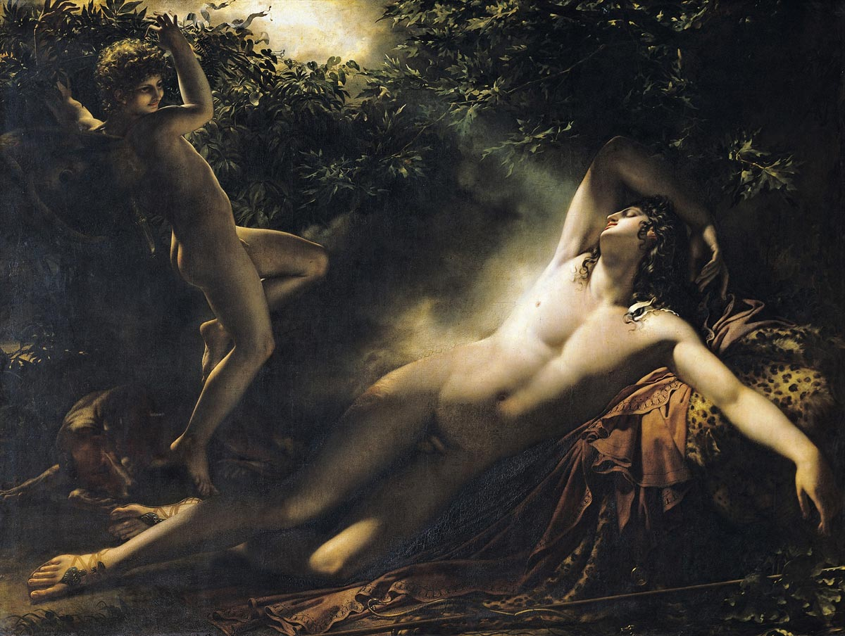 Girodet de Roucy-Trioson, Anne-Louis