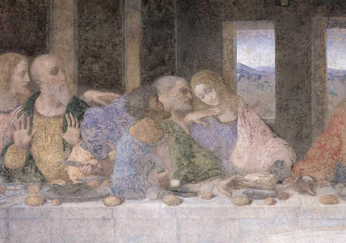 the last supper by leonardo da vinci 2 essay