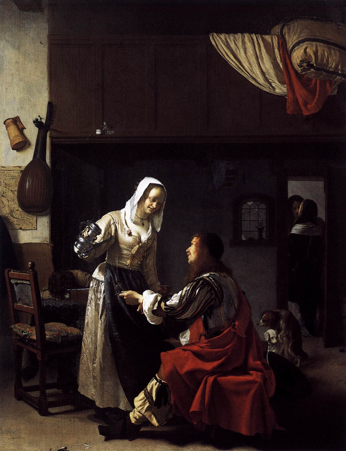 Mieris, Frans van, the Elder