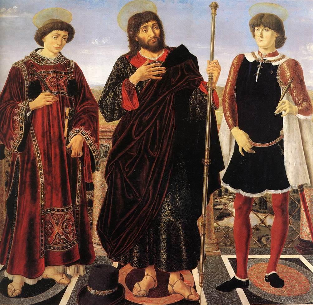 Pollaiuolo, Piero del