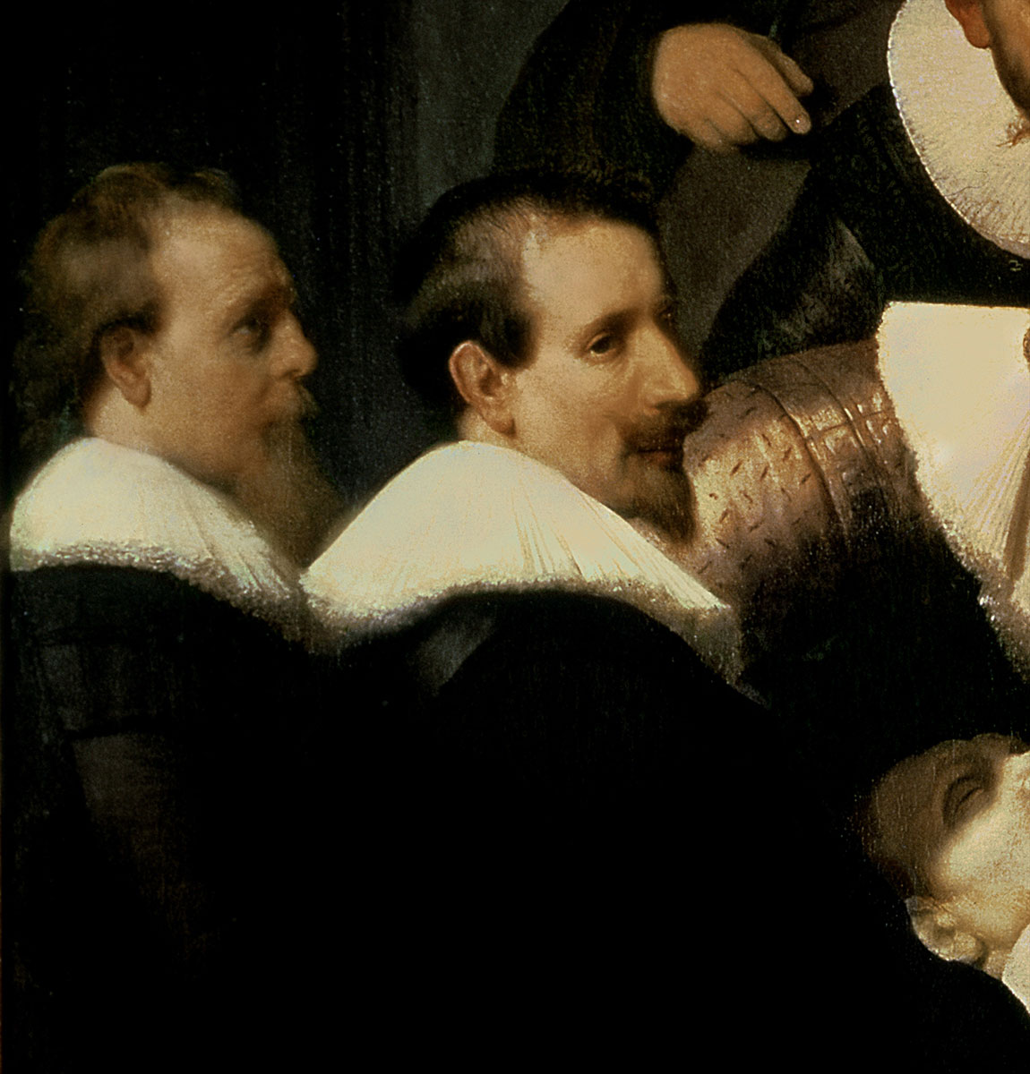 The Anatomy Lesson of Dr. Nicolaes Tulp, (detail) - community ...
