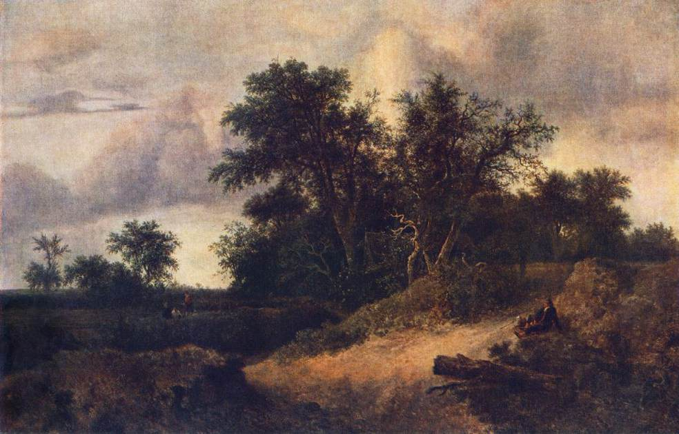 Ruisdael, Jacob Isaackszon van