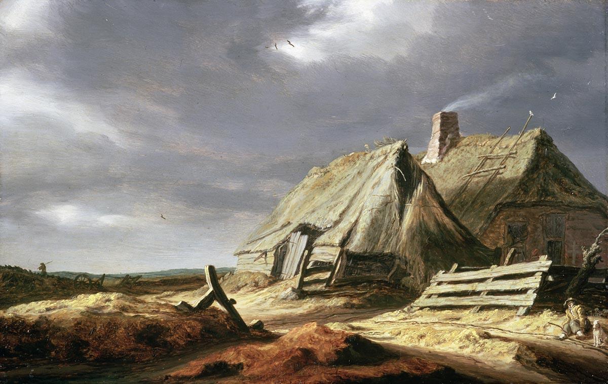 Ruysdael, Salomon van