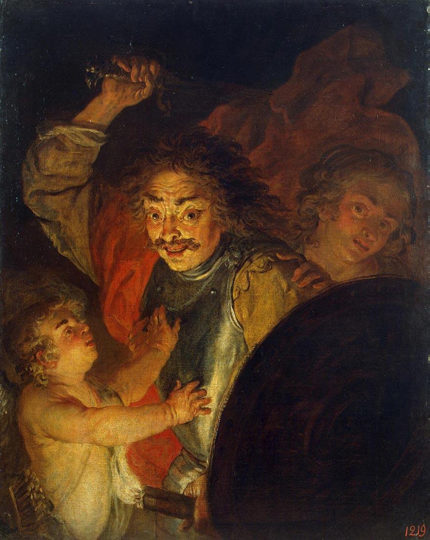 Sandrart, Joachim von