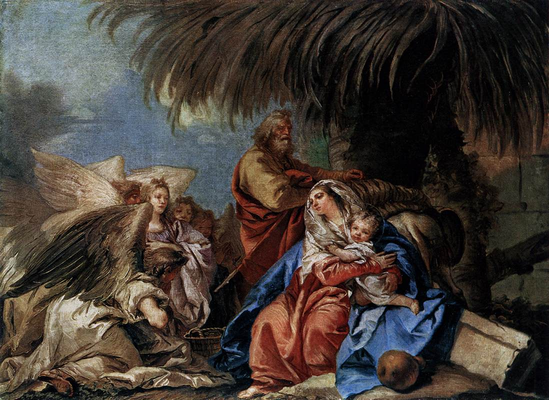Tiepolo, Giovanni Domenico