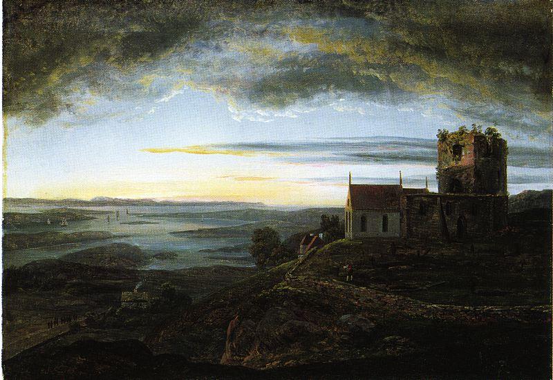 Dahl, Johan Christian