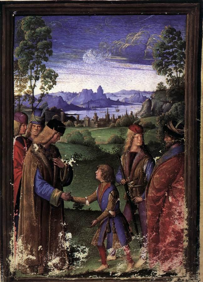 Boccaccino, Boccaccio