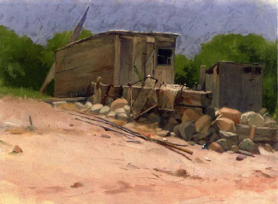 Bunker, Dennis Miller