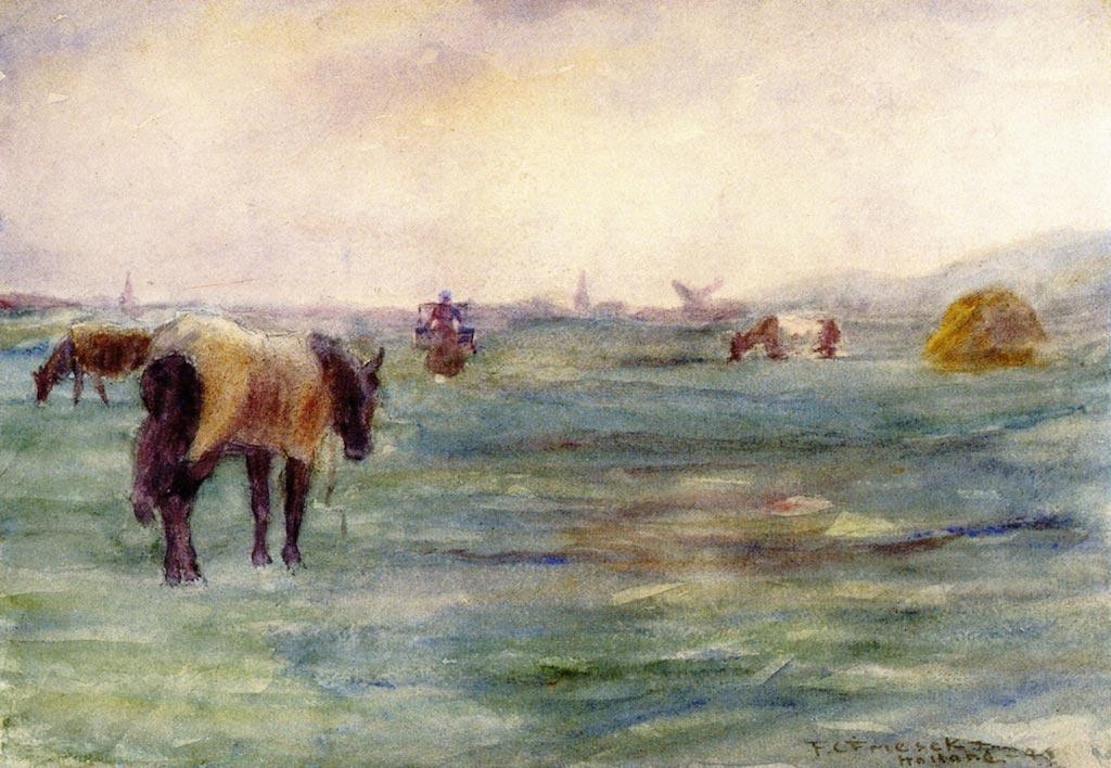 Frieseke, Frederick Carl