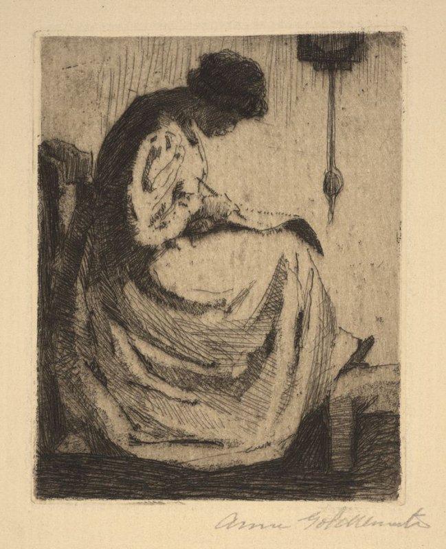 Goldthwaite, Anne