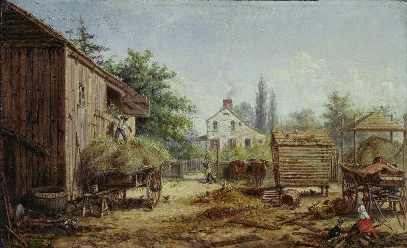 Henry, Edward Lamson
