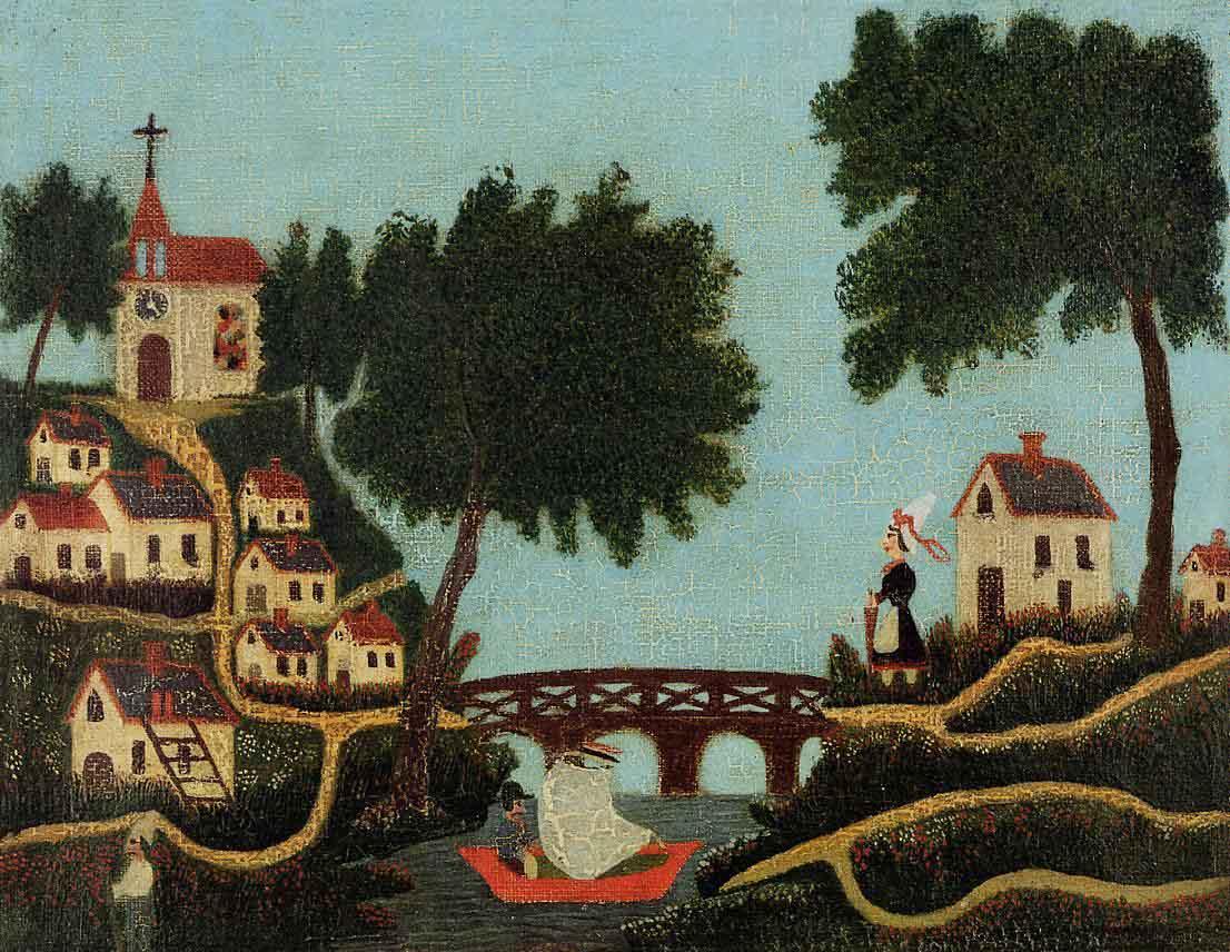 Rousseau, Henri